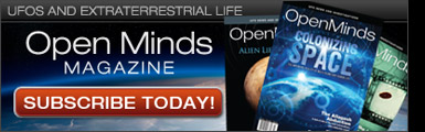 Open Minds UFO magazine
